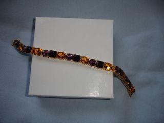 Joan Rivers Multi Color Stone Bracelet New