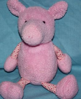 Target Animal Adventure Soft Pink Pig Stuffed Plush