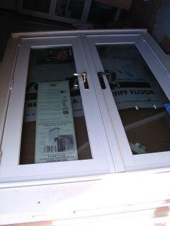 Andersen PSG 6068 Sliding Glass Door White