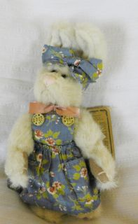 Boyds Bears Plush Cousin Rose Anjanette with tags hare retired 2000