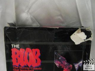 The Blob (1958) VHS Steve McQueen, Aneta Corseaut