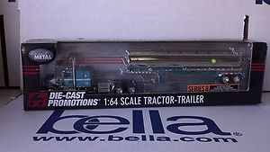 DIE CAST PROMOTIONS 1 64 ANKRUM TRUCKING BP AIR TRACTOR TRAILER TANKER