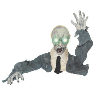 Halloween Animated Ground Breaker Prop Decoration