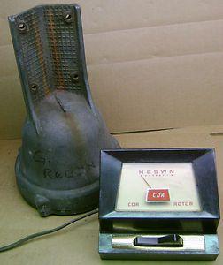 AR 22 Antenna Rotor Rotator CDR Control Box Ham Amat Radio CB AR22