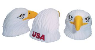 American Bald Eagle Antenna Toppers / Antenna Balls Car Accessory Gift