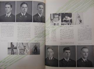 ORIGINAL 1942 LUCKY BAG   US NAVY ANNAPOLIS NAVAL ACADEMY CADET CLASS