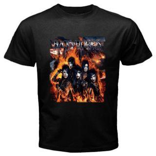 Andy Sixx Black Veil Brides Logo T Shirt Size s M L XL 2XL 3XL 3