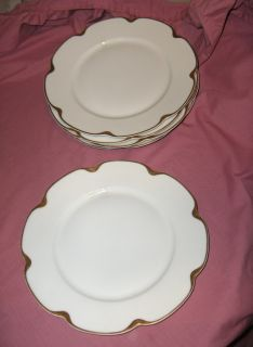 antique haviland china dinner plates silver anniversary limoges france