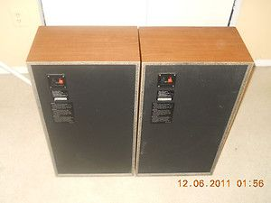 Vintage Speakers Technics SB CR77 3 Way Speaker System