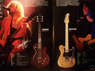 Guitar Cat Sammy Hagar Michael Van Halen Anthony Bass Brian May
