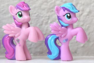 UNRELEASED Flitterheart Skywishes Blind Bag My Little Pony G4 MLP FiM