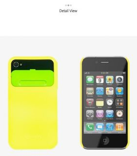 iPhone 4 4S Slide Case Cover Skin Apple Mobile Cell Phone Screen Film