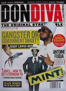 Jerry Lewis Bey 2011 Don Diva 43 Antoine Fuqua