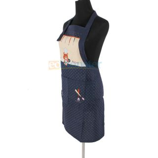 Craft Commercial Restaurant Kit Chen Bib Work Aprons Black 654