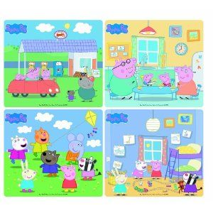 TOMY  Peppa Pig Mini Mat   Aquadoodle  NEW