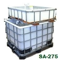 Aquaponic Kit Complete 275 Gallon Deluxe Aquaponics System