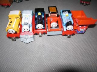 74 Thomas Friends Take Along Diecast Metal Trains Collection Huge Lot