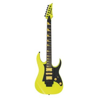Ibanez RG1XXV 25th Anniversary Electric Guitar Fluorescent Yellow New