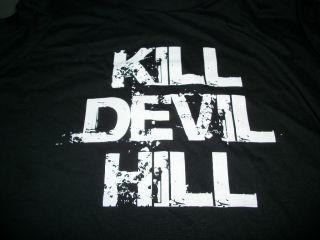 Shirt 2X Pantera Down Black Sabbath Rex Brown Vinnie Appice Dio