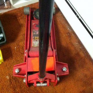 Used Arcan XL35R Professional Low Profile Hydraulic Floor Jack 3 5 Ton