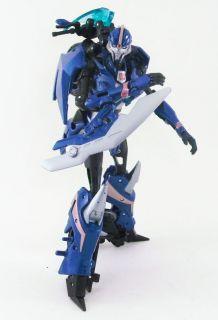 Custom Prime Arcee Show Accurate Paint Job