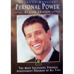 Anthony Robbins Personal Power Classic Edition 7 Compact Disc Set