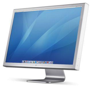 used apple 30 hd cinema display super clean no dead pixels no color