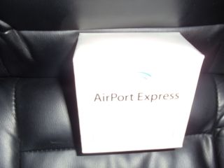 Apple AirPort Express 2 Port 10/100 Wireless N Router MC414LL/ BRAND