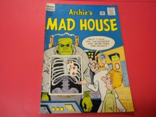 Archies Madhouse 24 Archie Comics 1963 Sabrina