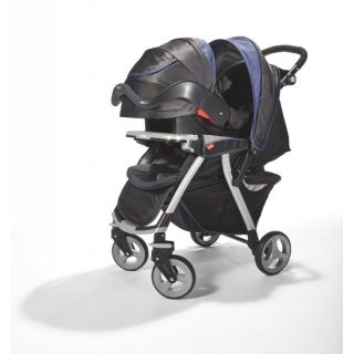 Aprica Moto Lightweight Stroller Travel System MULBERRI ~1807863I