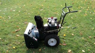 Craftsman Snowblower Snow Thrower 9HP 29 Wide Dual Stage w/ Electric