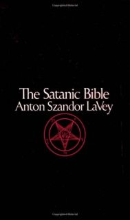 The Satanic Bible Anton lavey Mass Market Paperback Book New