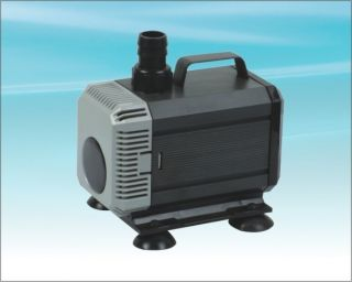 Best New Submersible Fish Tank Water Pump Garden Pond 375GPH