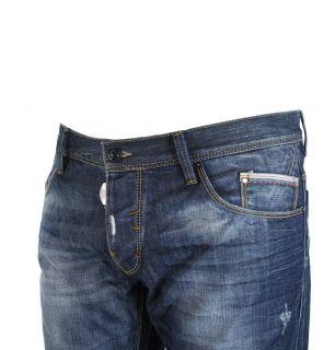 Antony Morato MP2190 Blue Jeans Slim Tattaglia SS11