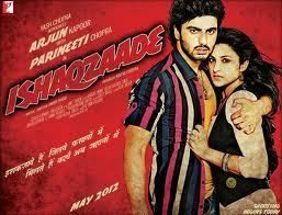 Ishaqzaade Arjun Kapoor Parineeti Chopra Indian Movie Hindi DVD