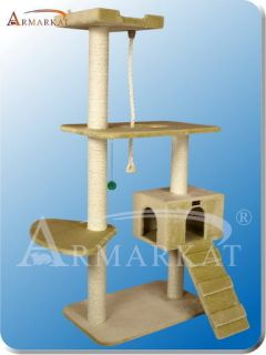58 High Armarkat Cat Tree Pet Furniture Gym Model A5801