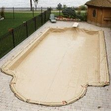 20 x 40 Armor Kote Winter in Ground Swimming Pool Cover