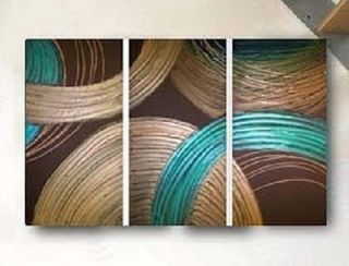 Modern Abstract Large Wall Decor Art OIL PAINTING On Canvas no frame