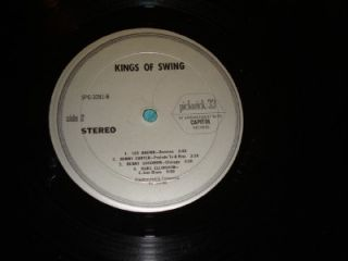 OF SWING Various Jazz Artists PICKWICK RECORD LP Artie Shaw Billy May