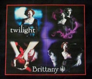 Twilight Breaking Dawn Movie Alice Cullen Tote Book Bag Ashley Green w