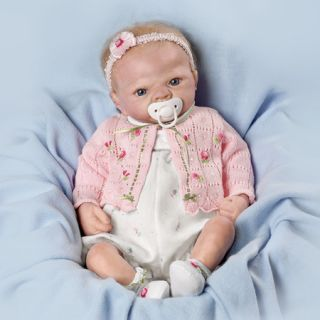 Forever Rose Emily Ashton Drake Baby So Truly Real Reborn Doll! GREAT