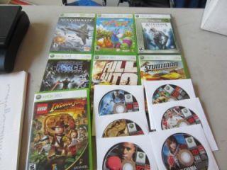 Lot of 13 Xbox 360 Games Ace Combat Assassins Creed Star Wars Pinata