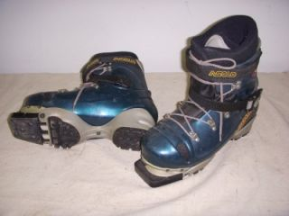Asolo Cross Country Boots Telemark 3 Pin XC 10 US 28 Cm