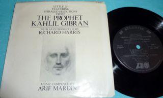 Arif Mardin The Prophet, Kahlil Gibran 7 RARE