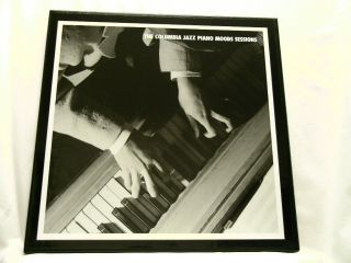 Columbia Jazz Piano Moods Sessions Art Tatum Jess Stacy Mosaic New 7