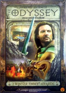 THE ODYSSEY Homer Armand Assante Isabella Rossellini Vanessa Williams