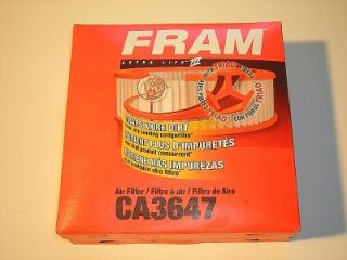 New Fram Air Filter CA3647 Buick Chevy GMC Truck 82 93