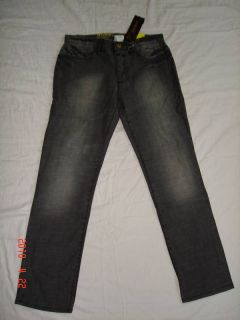 New Burton Analog Mens Arto Signature Fit Jeans Denim Pants Size 28