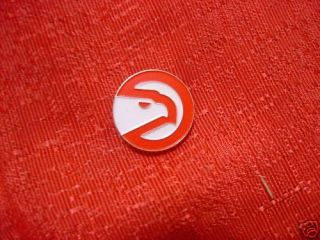 Atlanta Hawks Logo Collectors Old Logo Pin NBA