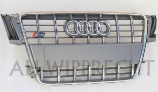 Neu Audi S5 A5 RS5 Tuning Kühlergrill Chrom Grill Coupe Sportback